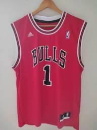 Camiseta Basquete Chicago Bulls