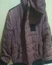 jaqueta bordo