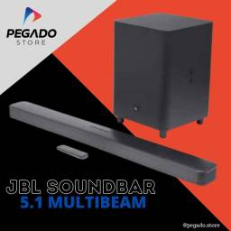 Título do anúncio: JBL SOUNBDAR MULTIBEAM 5.1