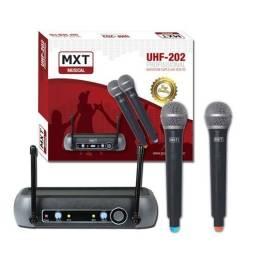 Título do anúncio: Microfone sem fio mxt