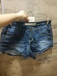 Short Jeans D'Metal