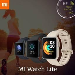 Mi Watch Lite (em até 12x S/ Juros) + película de Brinde
