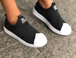 Título do anúncio: Tênis Adidas Slip On (L.A) - 149,99