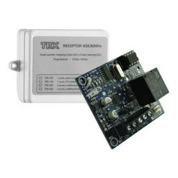 Receptor Programável 433 MHz<br><br>Multifuncional
