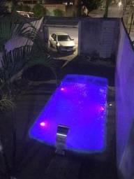 Linda piscina praia 6.00m nova direto da nossa fabrica!!