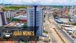 Ed. João Nunes, 100m2, Novo, Porcelanato, 3 Suítes, DCE, 2 Vagas e  Lazer Completo