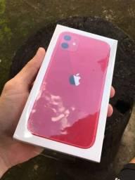 iPhone 11  c/ nota fiscal ( lacrado )
