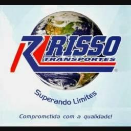Título do anúncio: Vagas de emprego Risso transportes
