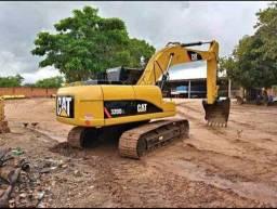 Escavadeira Hidráulica Catterpillar 320D