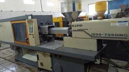 Título do anúncio: Maquina Injetora Actual 1500-740 HNG