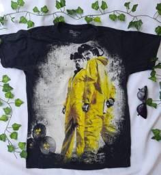 Título do anúncio: Camiseta Breaking bad