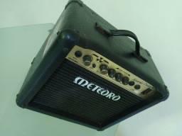Caixa de som meteoro amplificador vendo ou troco