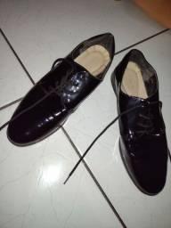 Sapato social preto feminino