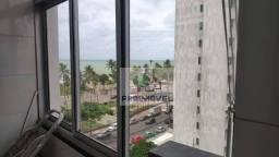 Excelente apartamento para locação com vista pro mar