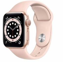 Apple Watch série 4 tamanho 40mm Rosa