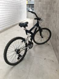 Bike Shimano amortecedor central e dianteiro