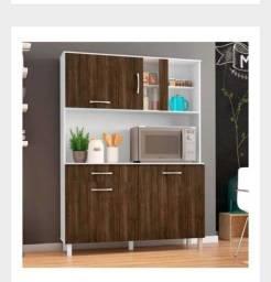 Título do anúncio: Lindo Armário de Cozinha Na D Tudo Para Casa Móveis