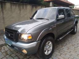 Título do anúncio: Ranger xlt 2008 2.3 gasolina e Gnv!