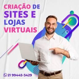 Título do anúncio: Site Profissional e Site Ecommerce