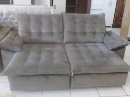 Sofa Retratil e Reiclinavel