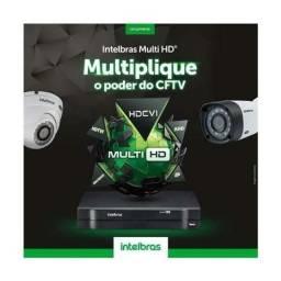 Câmera Intelbras CFTV