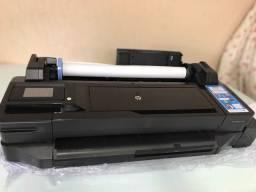 Plotter HP Designjet T 120 com Bulk Ink