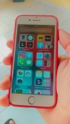 Vendo ou troco iPhone 7 ROSE (32GB)