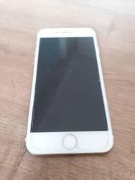 Iphone 7 gold 250gb em perfeito estado