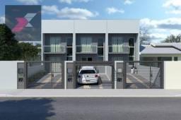 Sobrado com 2 dormitórios sendo 02 suítes com 74 m² á venda por R$ 254.900 - Itacolomi - B