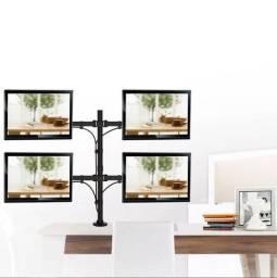 Título do anúncio: Suporte articulado para até 4 monitores, modelo BRM740