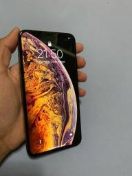 Iphone XS MAX 64gb gold tudo OK