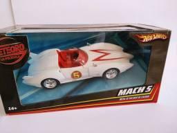 Carro Speed Racer Mach 5 Na Caixa Lacrado !!!