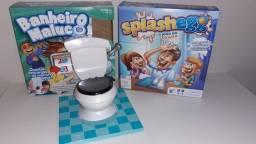 Jogo Banheiro Maluco ou SplashEgg R$ 50 cada