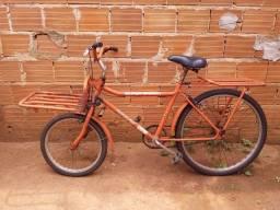 Título do anúncio: Bicicleta ARO 26 CARGUEIRA APENAS 300