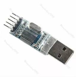 Adaptador Usb Serial Ttl Conversor Rs232 /pl2303hx