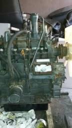 Motor diesel shibaura