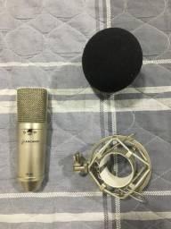 Microfone Condensador ARCANO ST-03