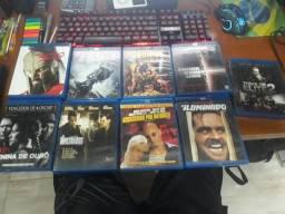 Blu-ray lote 9 pç