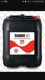 Óleo para sistemas hidráulicos rando hd iso-68 20 litros
