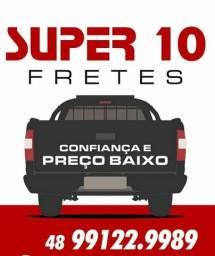 Super10 Fretes e Entregas