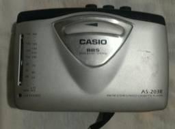 Walkman Cassio AS-203R