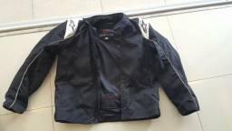 0d3a37136cc22 Jaqueta Cordura Masc. para motociclistas, com proteção e 2a pele,  Alpinestars - Tam