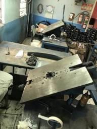 Maquinario completo pra fazer navalhas 51 9  *