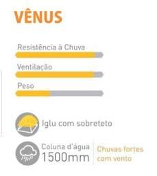 Barraca Vênus guepardo - 4 pessoas