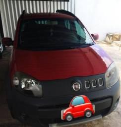 Fiat Uno Way 1.0 2012 - 2012