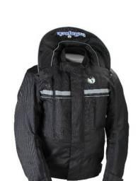 Jaqueta Airbag Para Motociclistas Inflajack P, M, G, 2g E 3g