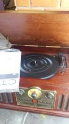 TCX clássic sistema estério hi-fi compacto