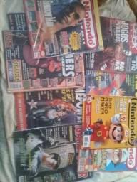 Lote 32 revistas games