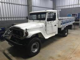 Toyota Bandeirante ano 1987 - 1987