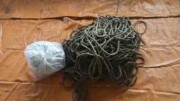 Corda de amarração p carreta